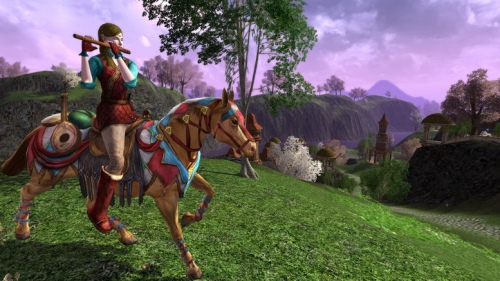 lotro steed